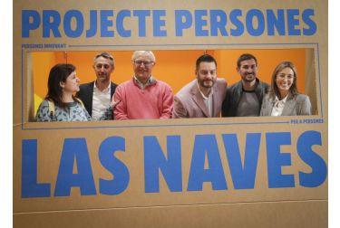 València quiere convertir su centro de innovación Las Naves en un referente en Europa