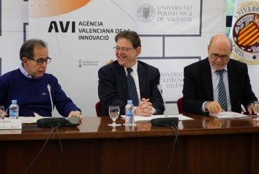 """Puig apuesta por conectar ciencia, empresa y sociedad para convertir el territorio valenciano en la  """"Comunitat de la innovación"""""""