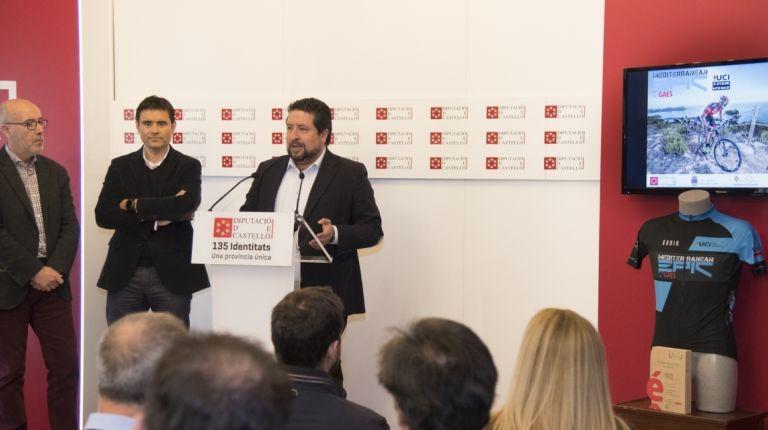 La Diputación internacionaliza 'Castellón, Escenario Deportivo' para multiplicar las oportunidades del deporte en la provincia