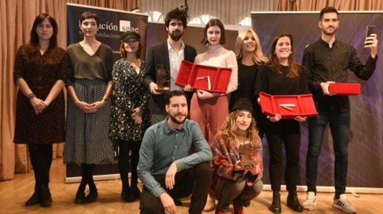 El XVII Concurso Iberoamericano de Cortometrajes Versión Española-SGAE entrega sus galardones
