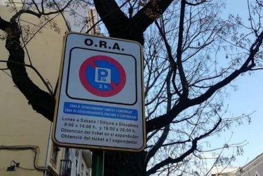 El servicio de estacionamiento regulado en la vía pública se reactivará a partir del próximo lunes