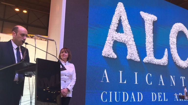 Costa Blanca bate récords promocionales en FITUR 2018