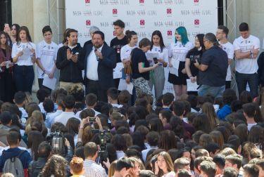 Estreno de Nada Será Igual, la película impulsada por la Diputación de Castellón contra el acoso escolar