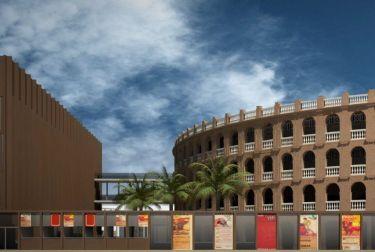 La Diputación de Valencia impulsa la remodelación del entorno de la plaza de toros
