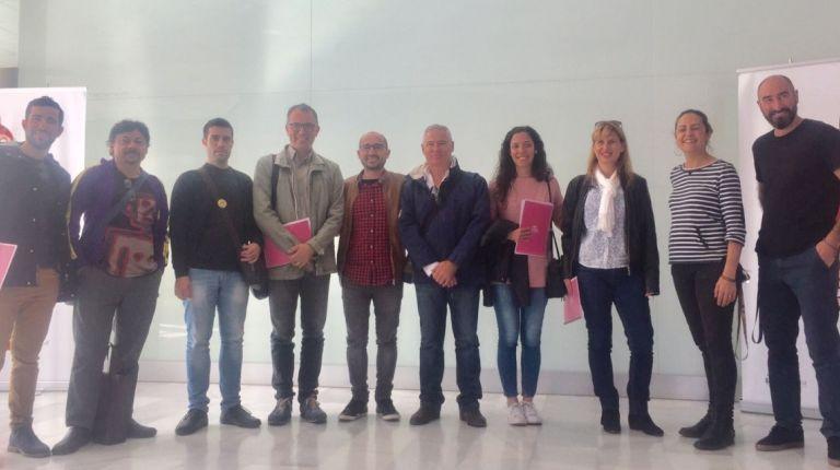 Reunion red Valenciana de Museos Falleros