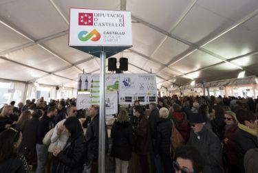 Los productos de Castelló Ruta de Sabor están presentes en los principales eventos gastronómicos de la Magdalena