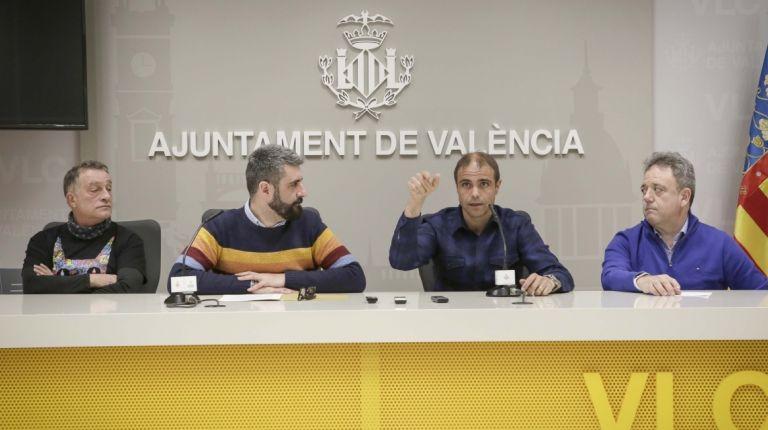 L'ALBA DE LES FALLES CONVERTIRÁ VALÈNCIA EN UN GRAN CASTILLO DE FUEGOS ARTIFICIALES EN LA NIT DE LA PLANTÀ