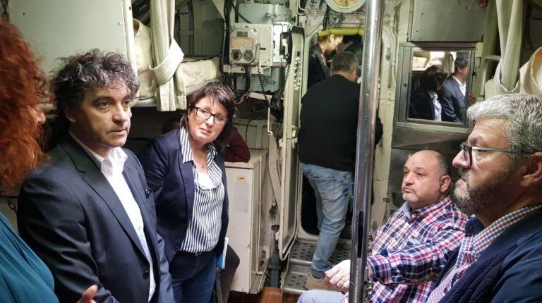 El primer submarino del mundo adaptado para turistas con movilidad reducida está en la Comunidad Valenciana