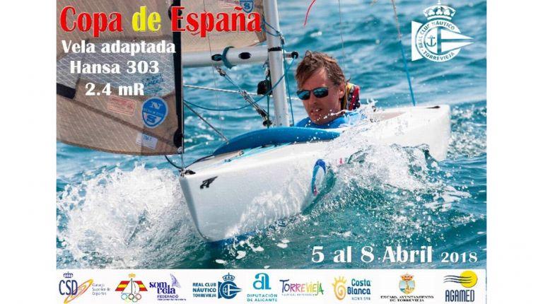 Se presenta en Torrevieja la Copa de España 2.4mR y Hansa 303