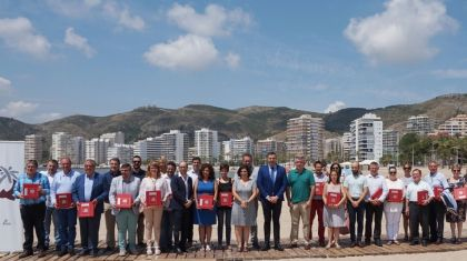 Cullera lidera el número de playas excelentes en la provincia