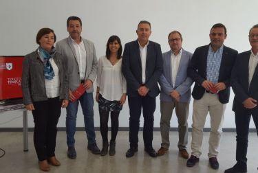 La Diputación vertebra con el 'Mirador Templario' los castillos de Peñíscola, Santa Magdalena y Alcalà de Xivert