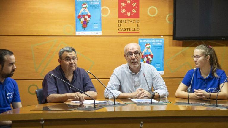La Diputación de Castellón impulsa el XXII Campeonato de España de Voleibol Femenino
