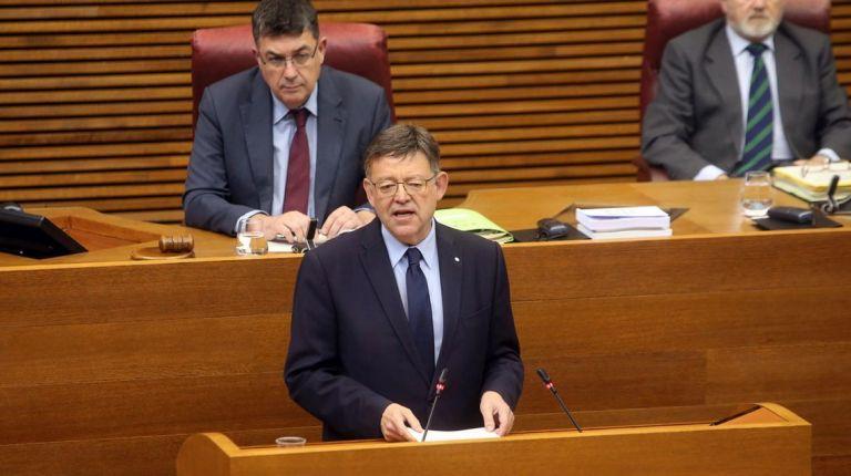 Puig anuncia que el Consell ha adjudicado la redacción del proyecto de la línea L10 de Metrovalencia