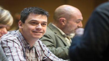 Ivan Martí asiste en Madrid al Congreso Ciudades Inteligentes sobre innovación social