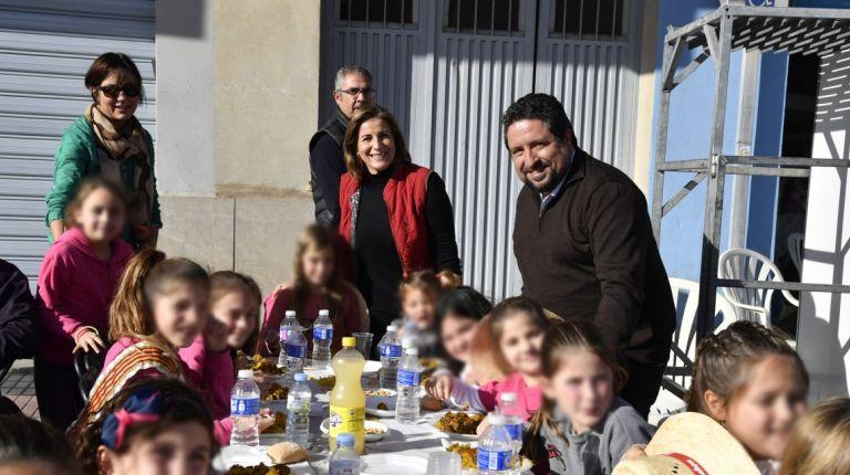 Moliner participa en el Día de las Paellas de Benicàssim, Fiesta de Interés Turístico Nacional