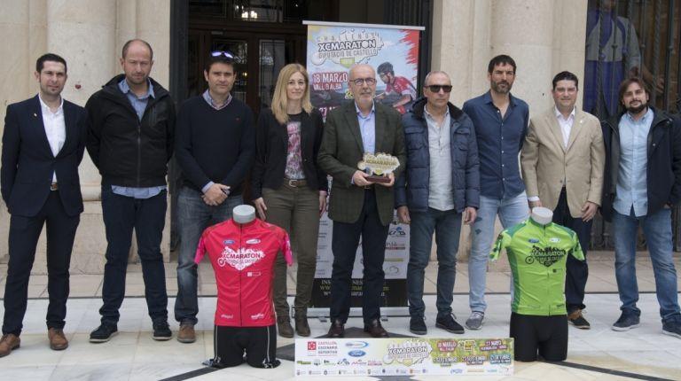 La Diputación inicia este fin de semana su consolidado circuito de maratones de BTT como parte de 'Castellón Escenario Deportivo'