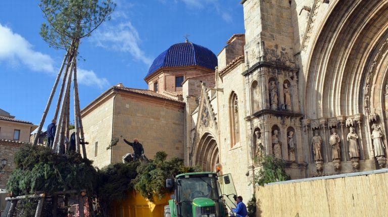 Morella está preparada para celebrar el Sant Antoni 2018