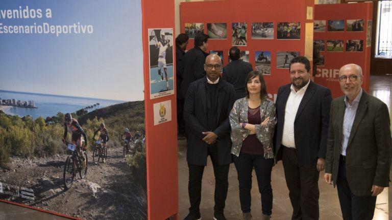 La Diputación respalda la Gala Nacional del Deporte con la muestra 'Flashes Deportivos' de la Asociación de Prensa Deportiva