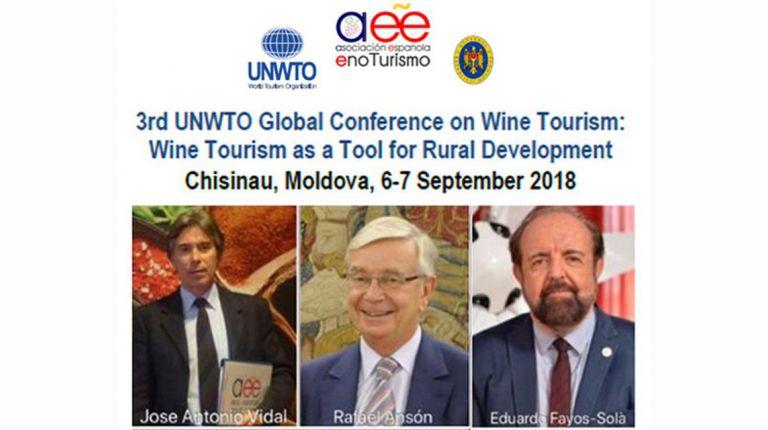 El EnoTurismo de España presenta una estrategia internacional para el sector en la III Global Conference on Wine Tourism