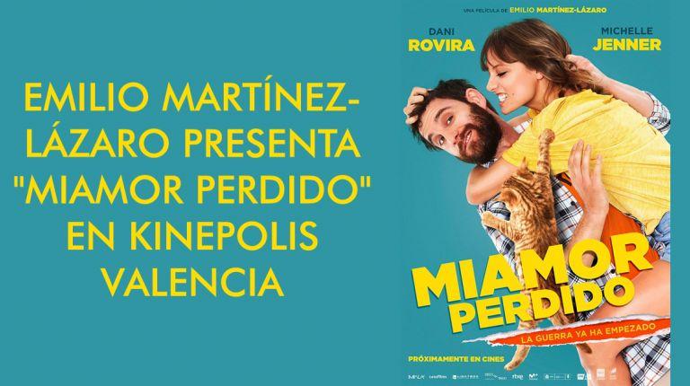 EMILIO MARTÍNEZ-LÁZARO PRESENTA