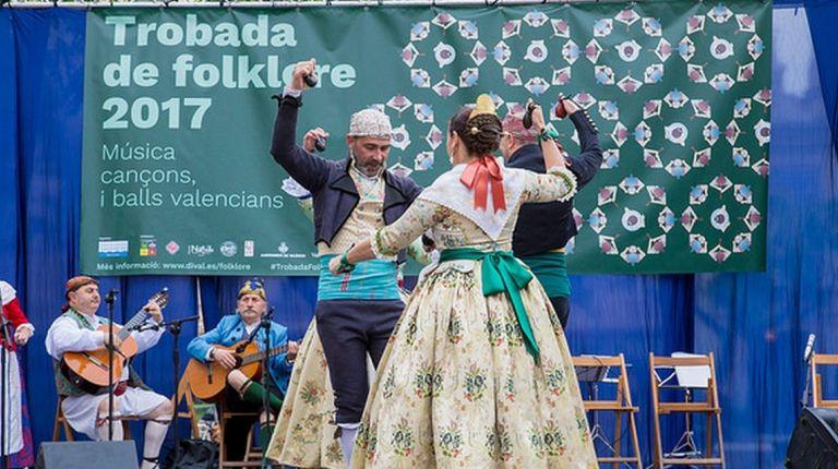 Corbera se llenará de música y danzas con la Trobada de Folklore de la Diputación de Valencia