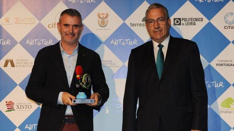 El festival ART&TUR premia a València por la promoción como destino deportivo