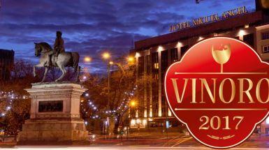 Los vinos más prestigiosos te esperan el lunes 22 de Mayo en VINORO