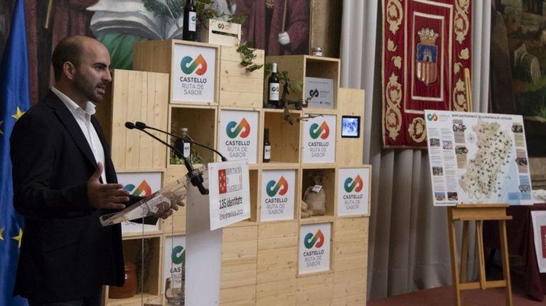 La Diputación de Castellón edita el primer 'gastromapa Castelló Ruta de Sabor'