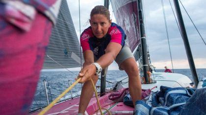 Dee Caffari liderará el 'Turn the Tide on Plastic', sexto equipo para la edición de 2017-18
