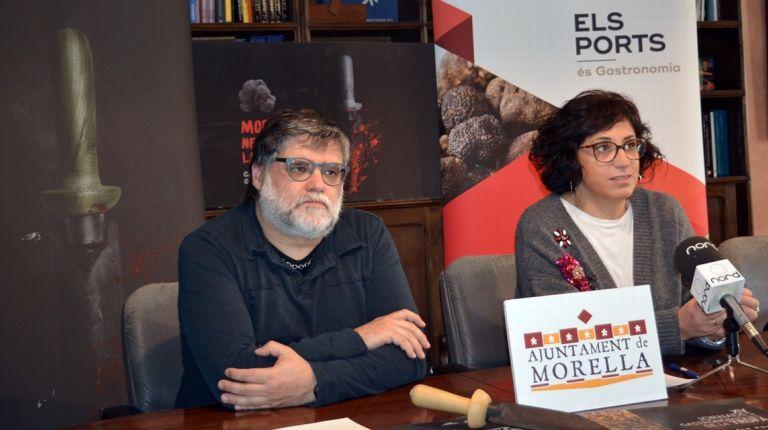 Morella presenta les XV Jornadas de la Trufa