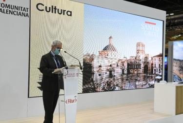 Visit València lleva a Fitur la oferta cultural de la ciudad