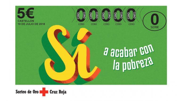 Valencia dice sí al Sorteo de Oro de Cruz Roja
