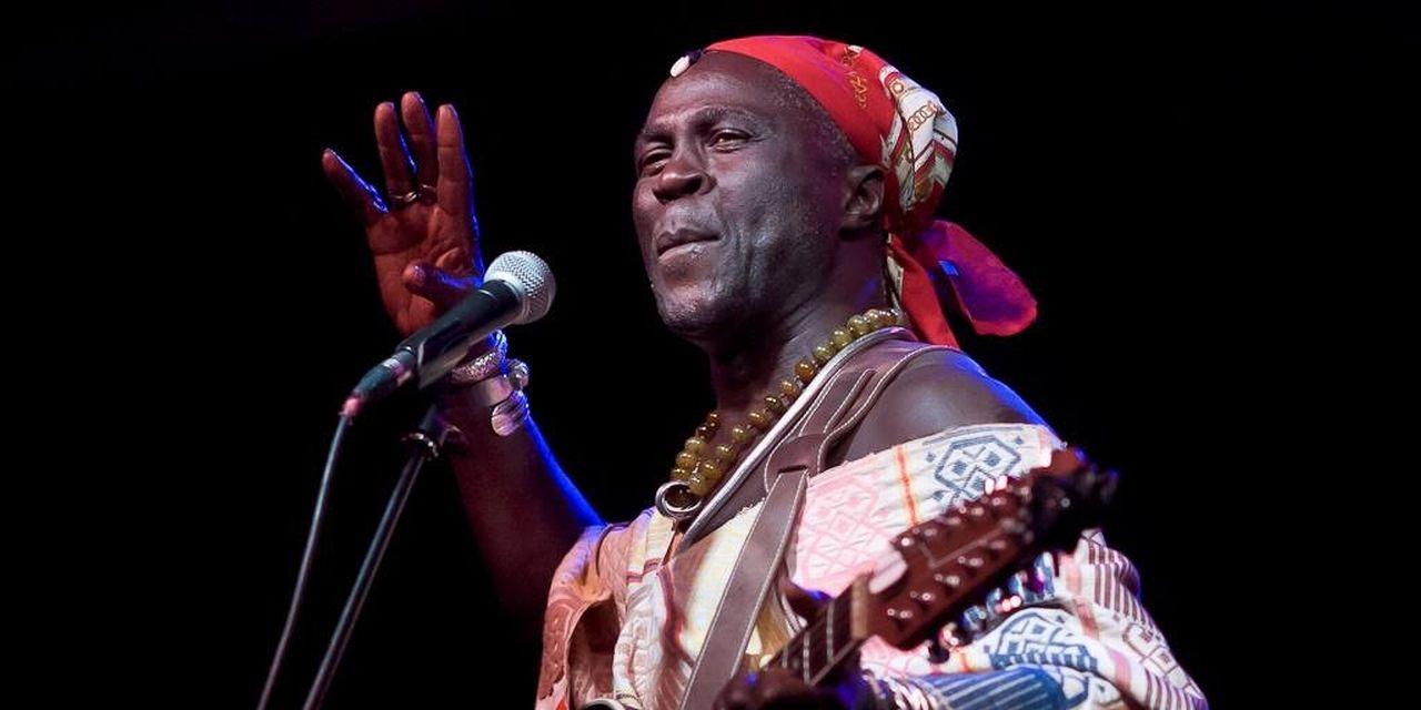 La música 'gumbé' del guineano Ramiro Naka llega al festival Etnomusic