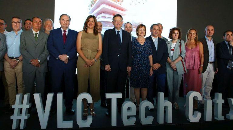 """Puig apoya la iniciativa València Tech City para convertir a la ciudad en una """"referencia de la innovación"""" en Europa"""