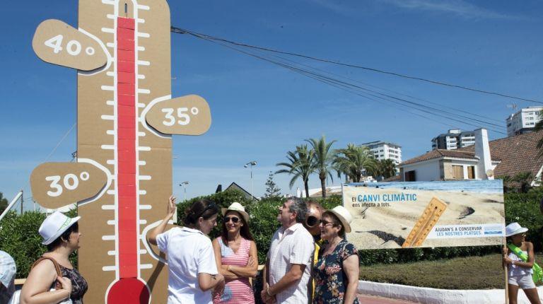 La Diputación impulsa una campaña de sensibilización ambiental para promover el mantenimiento y conservación del litoral