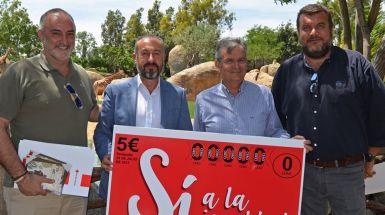 Cruz Roja lanza una propuesta de ocio y cultura  con BIOPARC Valencia vinculada al Sorteo de Oro