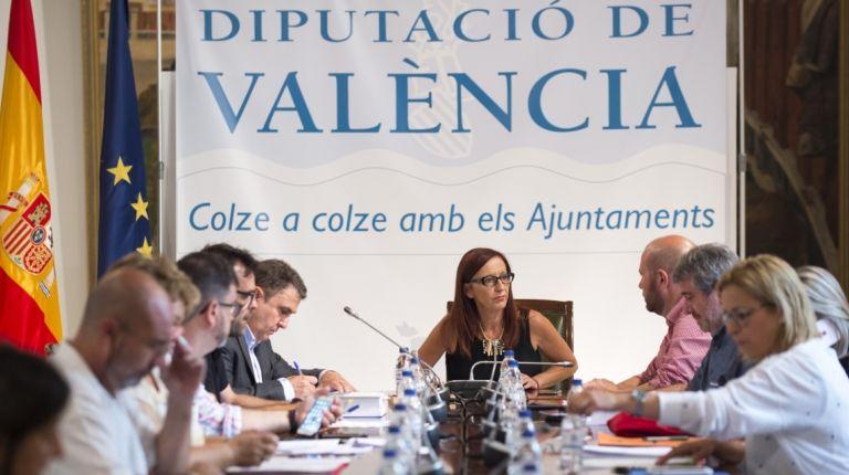 La Diputación aprueba una ayuda de 1,6 millones de euros para la finalización de la Residencia y Centro de Día de Paterna