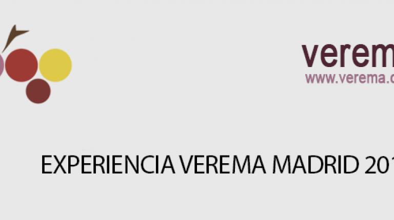 La 5ª edición de la Experiencia Verema Madrid reunió a más de 60 bodegas y distribuidores del territorio nacional.