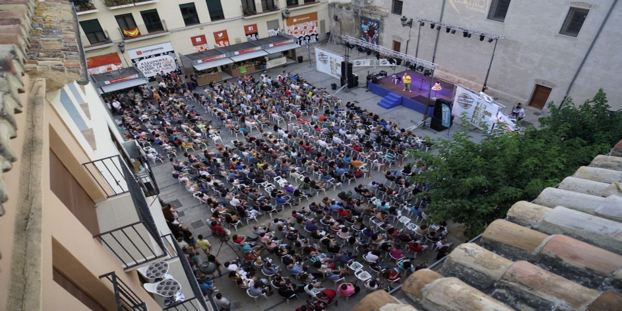 Circuito Urbano Valencia : º concurso circuito café teatro valencia