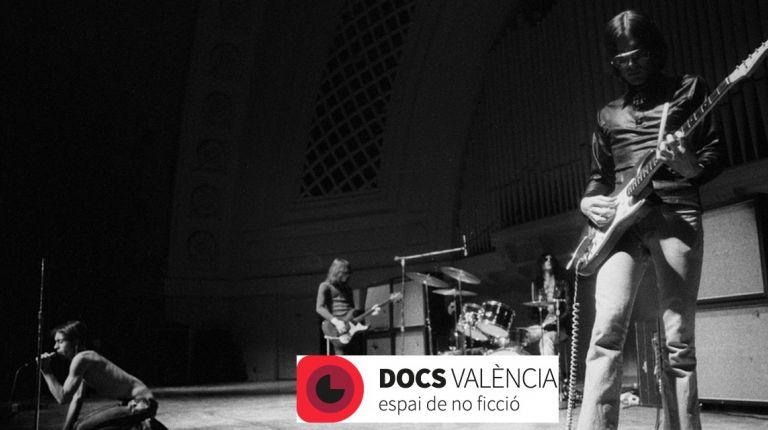 DOCSVALÈNCIA CIERRA SU PRIMERA EDICIÓN AL RITMO DE IGGY POP Y THE STOOGES