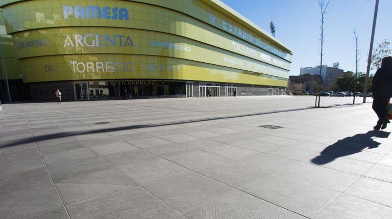 La Diputación concede a la ciudad de Vila-real el premio 'Som Ceràmica' al Mejor Uso de Cerámica en Espacios Urbanos