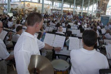 EL PRECERTAMEN DEL 133º CIBM LLENARÁ DE MÚSICA DE BANDA SEIS BARRIOS DE VALÈNCIA