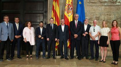 La Generalitat colaborará con ThyssenKrupp Galmed para promover programas de formación profesional dual en el IES Eduardo Merello de Puerto de Sagunto