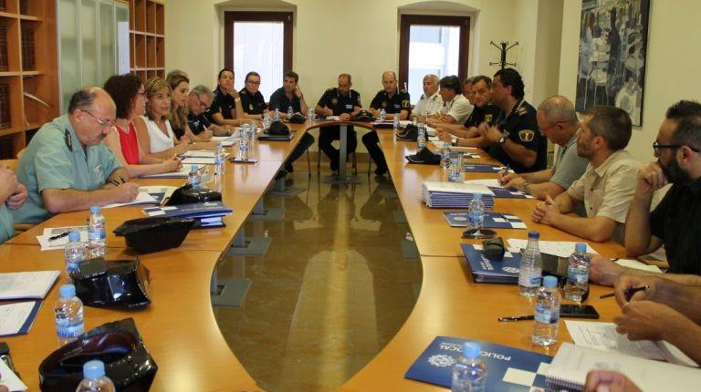 La Diputación de Castellón ayudará a garantizar la seguridad en el FIB con un dispositivo especial de 127 bomberos