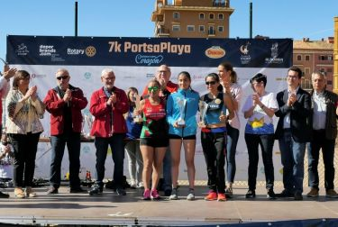 La 7K Port Saplaya recauda 5.800 euros para 'El Sueño de Vicky''