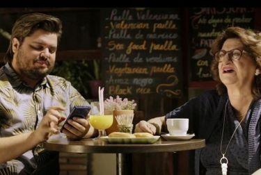 Proyección de la comedia 'Paella today' en el Ciclo de cine valenciano actual