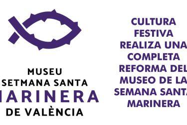 CULTURA FESTIVA REALIZA UNA COMPLETA REFORMA DEL MUSEO DE LA SEMANA SANTA MARINERA
