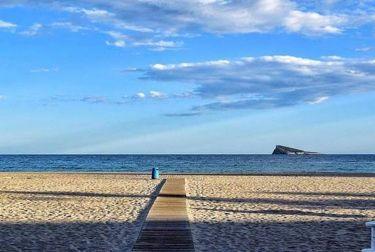 Pese al descenso de verano Benidorm y la Costa Blanca apuestan por el turismo