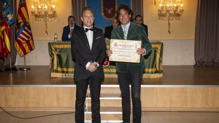 Gala del Deporte de la Federación Valenciana de Lucha