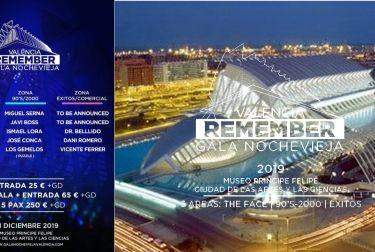 València estrenará el año 2020 bailando en la Ciutat de les Arts i les Ciències